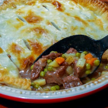 How to make the perfect pot pie.