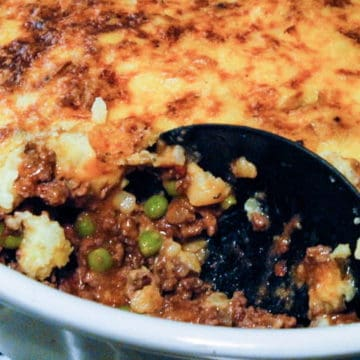 This shepherd's pie recipe is hearty, delicious and easy to make.