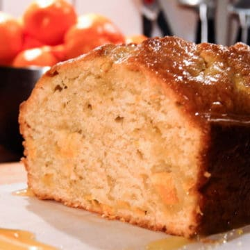 Vanilla Clementine Bread from Comfortable Food.