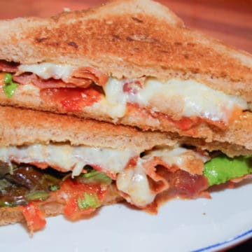 The blt grilled cheese sandwich website