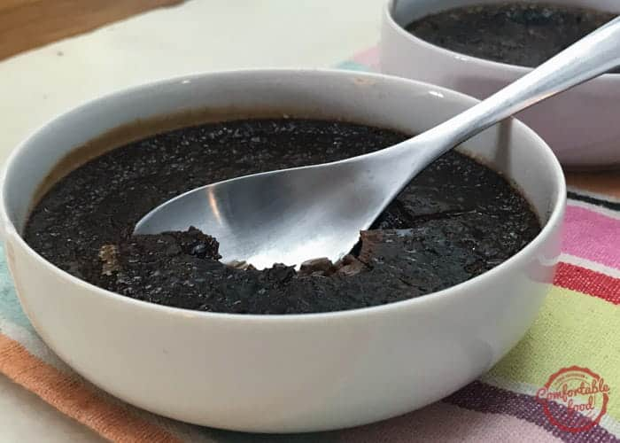 Rich and spicy chipotle chocolate creme brulee recipe.