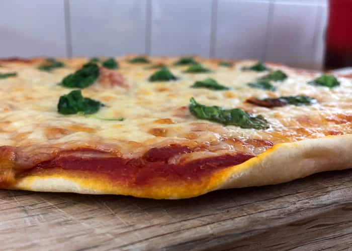 A great recipe for the perfect pizza dough.
