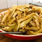 Southern Style Fried Cabbage