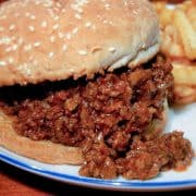 Featured sloppy joes